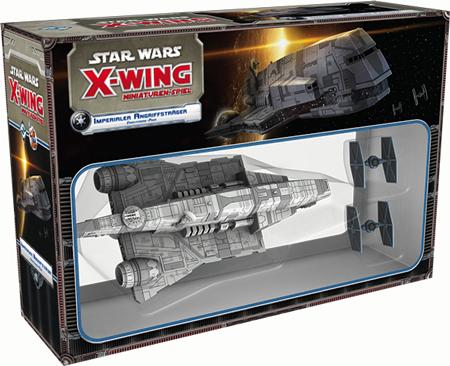 Star Wars X-Wing: Imperialer Angriffsträger (Erweiterung)