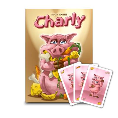 Charly + Sonderkarten Verwöhnte Sau