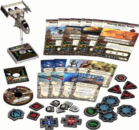 Star Wars X-Wing: Nebeljäger (Erweiterung)