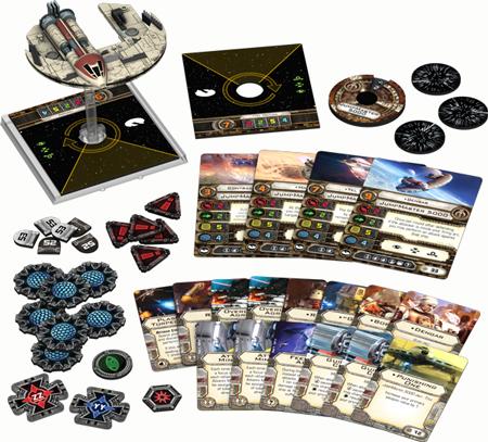 Star Wars X-Wing: Vollstrecker Eins (Erweiterung)