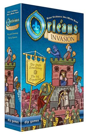 Orléans - Invasion Erweiterung