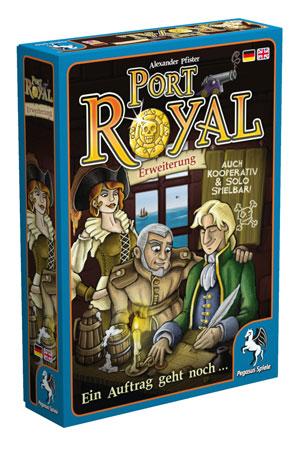 Port Royal - Ein Auftrag geht noch .. Erweiterung