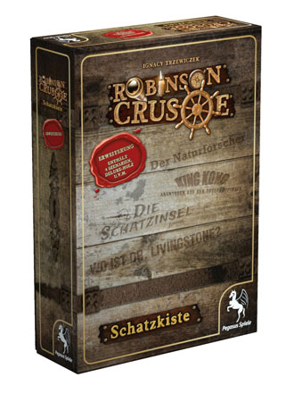 robinson crusoe brettspiel erweiterung