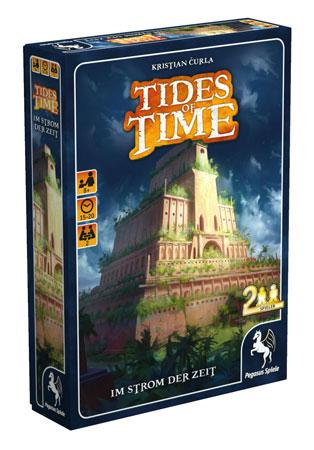Tides of Time - Im Strom der Zeit (dt.)