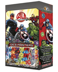 Marvel Dice Masters - Age of Ultron Starterset