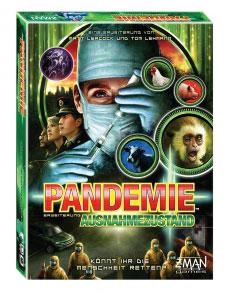 Pandemie - Ausnahmezustand Erweiterung (Pandemic)