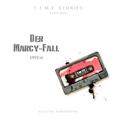 T.I.M.E Stories - Der Marcy-Fall Erweiterungsszenario