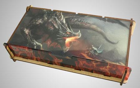 e-Raptor - Spielfiguren Box L - Drache und Ritter