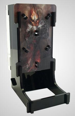 e-raptor - Würfelturm - Schicksalsbringer (Plexiglas)