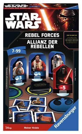 Star Wars - Allianz der Rebellen - Mitbringspiel