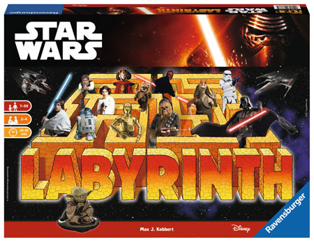 Star Wars - Labyrinth
