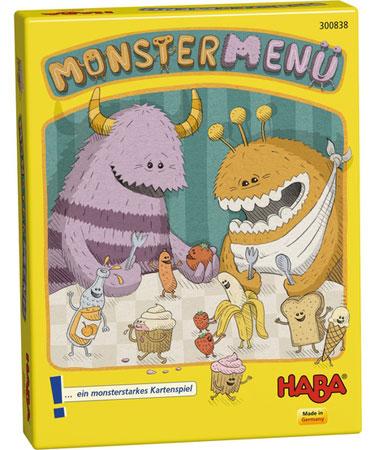 Monstermenü