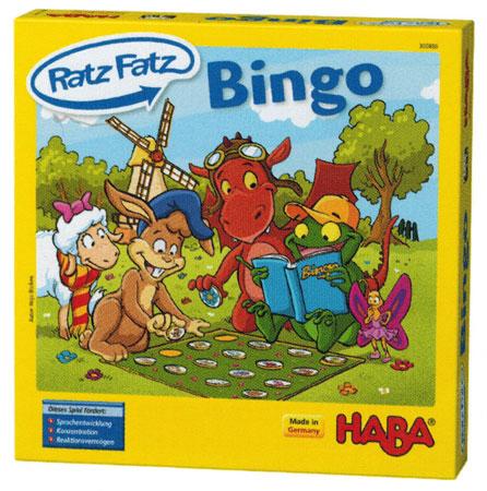 Ratz Fatz - Bingo