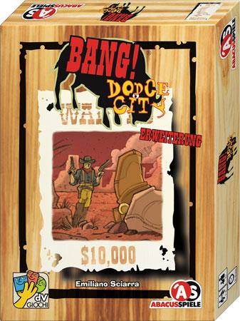 Bang! - Dodge City Erweiterung