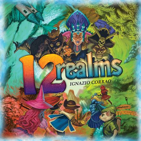 12 Realms - Basisspiel (engl.)
