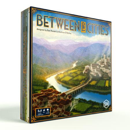 Between Two Cities (dt.)