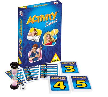 Activity - Zusatzkarten Sport