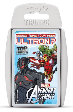 TOP TRUMPS - Marvel Avengers Assemble