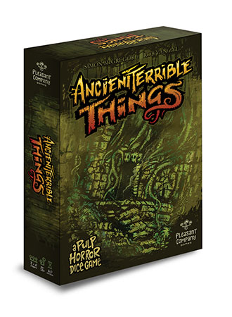 Ancient Terrible Things - 2nd Edition (engl.)