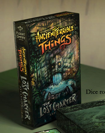 Ancient Terrible Things - The Lost Charter Erweiterung (engl.)