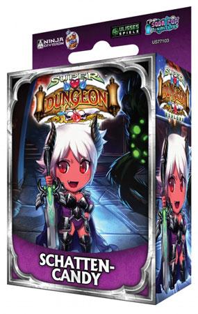 Super Dungeon Explore: Der Vergessene König - Schatten-Candy Erweiterung