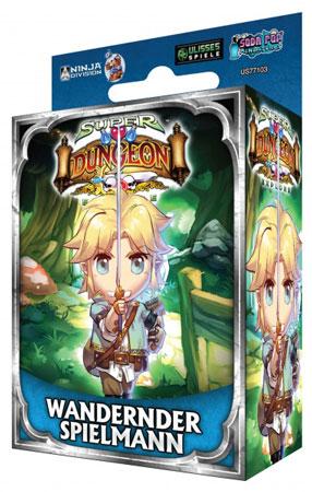 Super Dungeon Explore: Der Vergessene König - Wandernder Spielmann Erweiterung