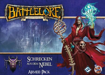 Battlelore 2. Edition - Schrecken aus dem Nebel Armee-Pack (Erweiterung)