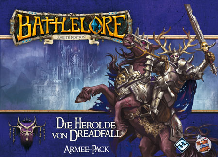 Battlelore 2. Edition - Herolde von Dreadfall Armee-Pack (Erweiterung)