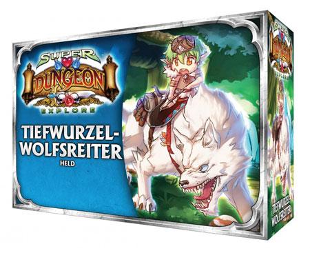 Super Dungeon Explore: Der Vergessene König - Tiefwurzel-Wolfsreiter Erweiterung