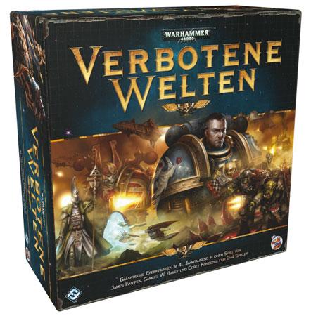 Warhammer 40k - Verbotene Welten