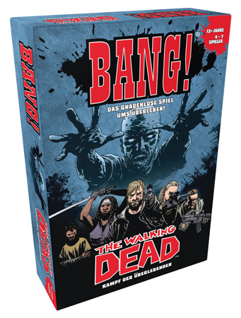 bang the walking dead spiel bang the walking dead kaufen. Black Bedroom Furniture Sets. Home Design Ideas