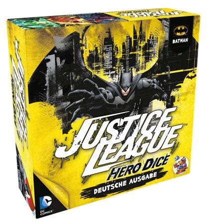 Justice League: Hero Dice - Batman-Set
