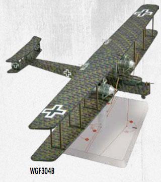 Wings of Glory WW1: Zeppelin Staaken R.VI (Schilling) - Special Pack