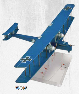 Wings of Glory WW1: Zeppelin Staaken R.VI (Schoeller) - Special Pack