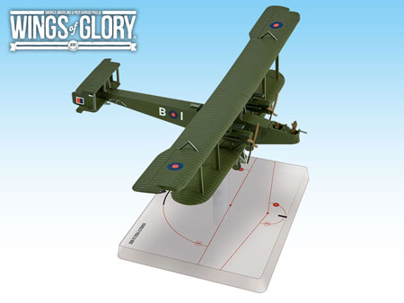 Wings of Glory WW1: Handley Page O/400 (RAF) - Special Pack