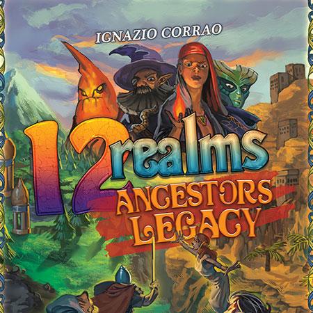 12 Realms - Ancestors Legacy
