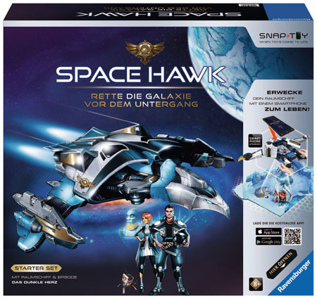 Space Hawk - Starter Set