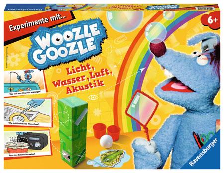 Woozle Goozle - Licht, Wasser, Luft und Akustik (ExpK)