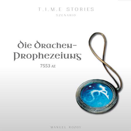T.I.M.E Stories - Die Drachen-Prophezeiung Erweiterungsszenario