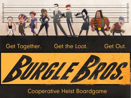 Burgle Bros. (engl.)