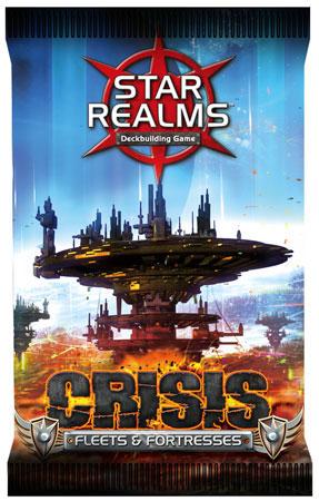 Star Realms - Crisis - Flotten und Festungen Erweiterung (dt.)