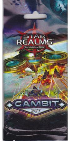 Star Realms - Gambit Erweiterung (dt.)