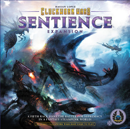 Clockwork Wars - Sentience Erweiterung (engl.)