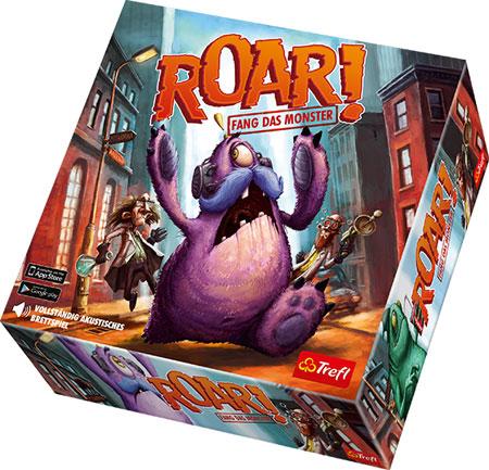 Roar! - Fang das Monster