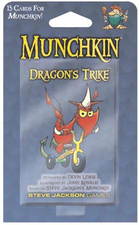 Munchkin Dragon´s Trike (engl.)