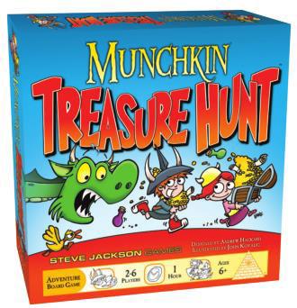 Munchkin Treasure Hunt (engl.)