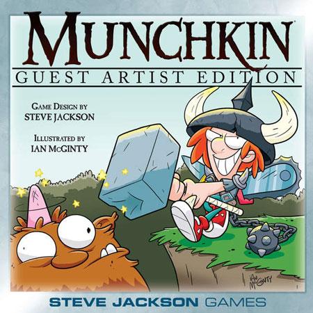 Munchkin Guest Artist (engl.)