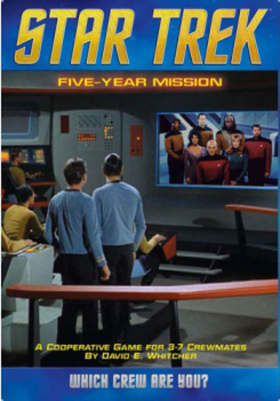 Star Trek - Five Year Mission (engl.)