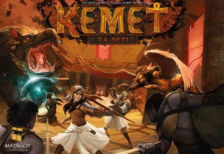Kemet - Ta-Seti Erweiterung (engl.)