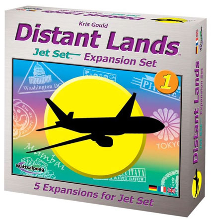 Jet Set - Distant Lands Erweiterung